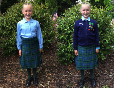 Junior Winter Uniform